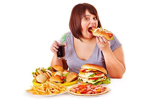 первичное ожирение