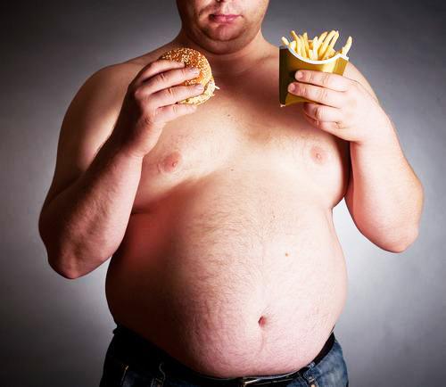 стресс и ожирение