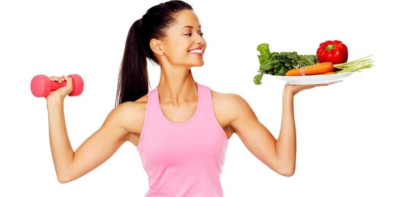 Фитнес диета для похудения 5 «золотых» правил