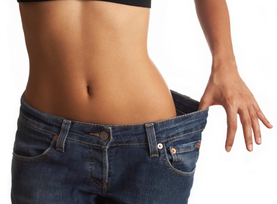 Результат белково-овощной диеты