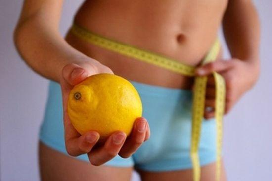 лимонная диета 1