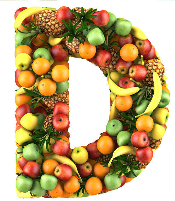 витамин D сыр