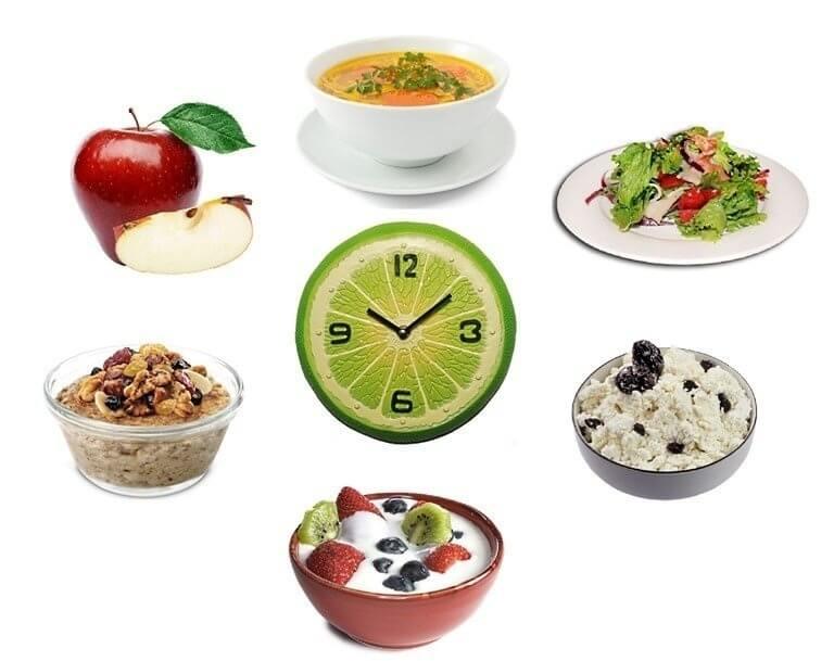 При питании кашами можно похудеть