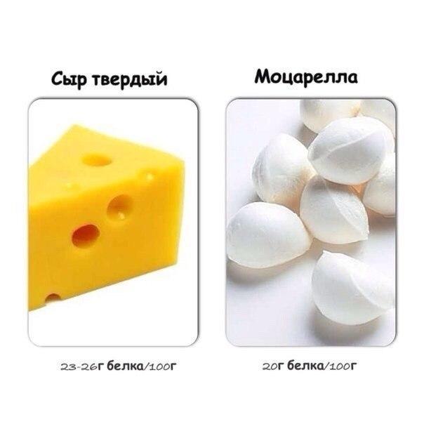 сыр белок