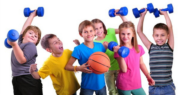 Как сделать детей в спорт 227
